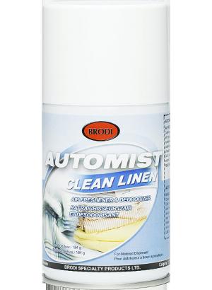 Auto Mist Clean Linen