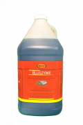 Bacterial liquid enzyme treatment for drains and grease traps.