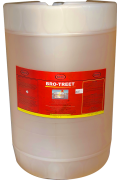 Plant-based grease and odor treatment for traps and drains.