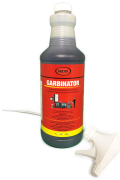 Garbage Area Degreaser And Deodorizer