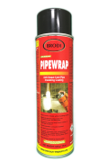 Anti-Sweat Cold Pipe Spray-on Insulating Coating