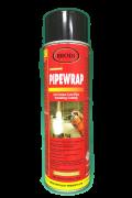 Spray-On Anti-Sweat Pipe Insulating Coating