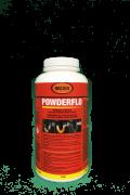 Powdered fumeless, alkaline instant drain opener