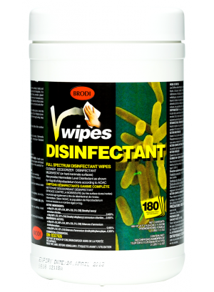 V Wipes Disinfectant