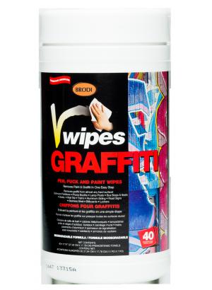 V Wipes - Graffiti
