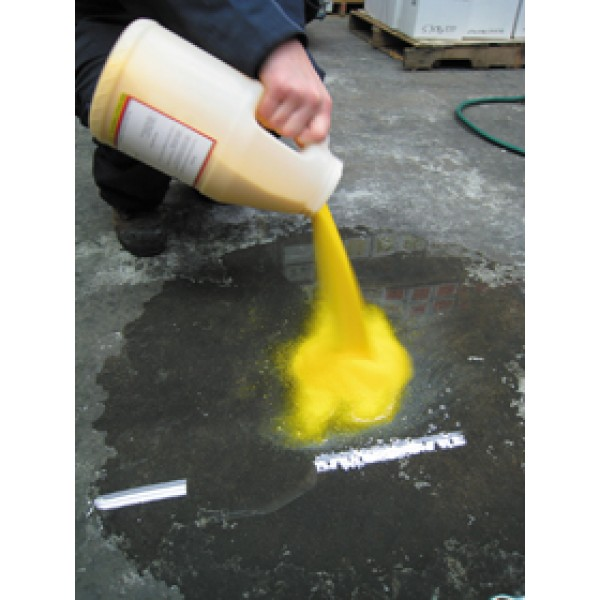 Bram for Spray on concrete cleaner