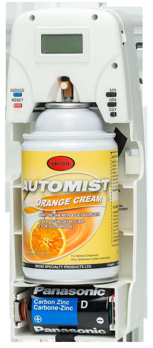 Automist Odor control displenser