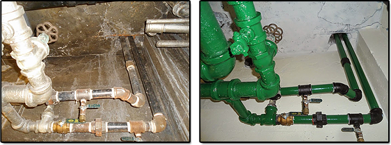 A one step rust converter and corrosion neutralizing spray