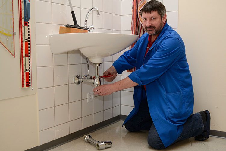 School Maintenance products urinals toilets blockages plumbing pipes odors